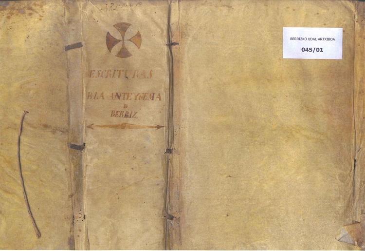 Berrizko Udal Artxiboa kontsultagai / Accesible el Archivo Municipal deBerriz